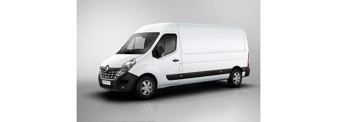 Le Master électrique arrive chez Renault Pro +