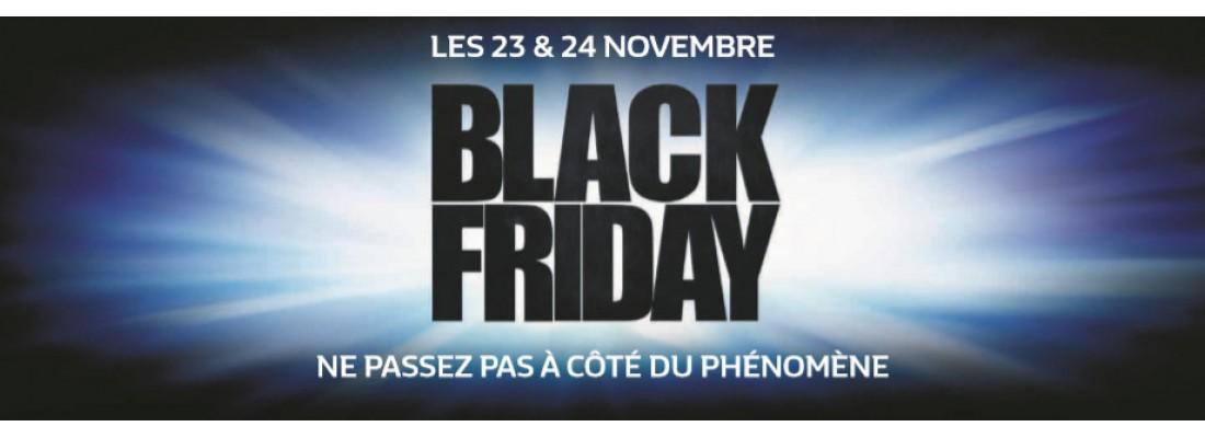 Black Friday en vidéo