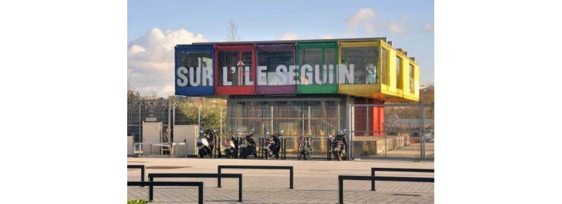 L'ile Seguin, histoire et transformation de l'usine Renault