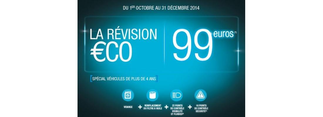 REVISION A 99€ jusqu'au 31 décembre 2014