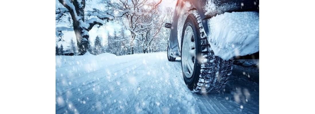 Rouler en hiver en toute sécurité