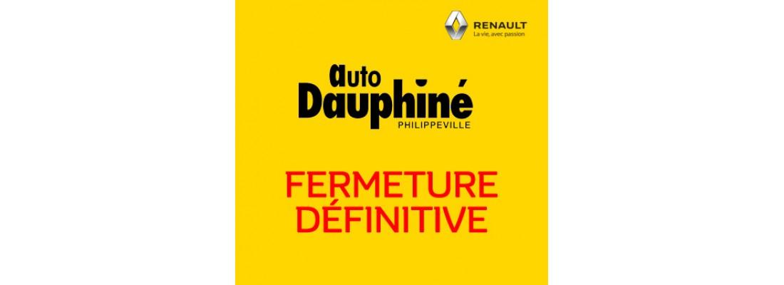 Fermeture RENAULT MINUTE GRENOBLE