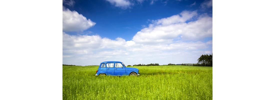 La 4L à l'honneur: retour sur 60 ans d'histoire d'un véhicule star française