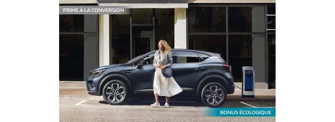 La CAPTUR E-TECH Hybride Rechargeable en stock chez Auto Dauphiné