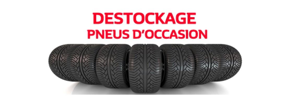 DESTOCKAGE PNEUS D'OCCASION