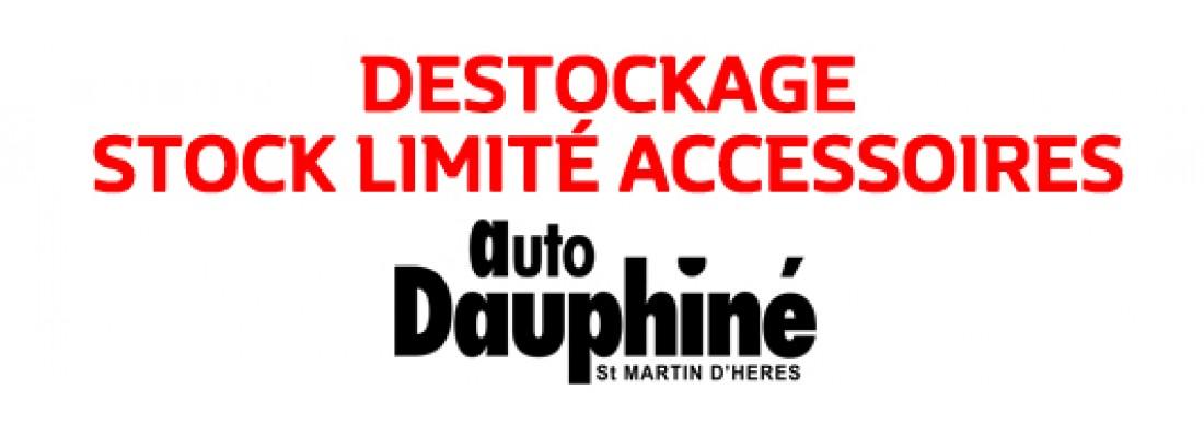 DESTOCKAGE STOCK LIMITE ACCESSOIRES