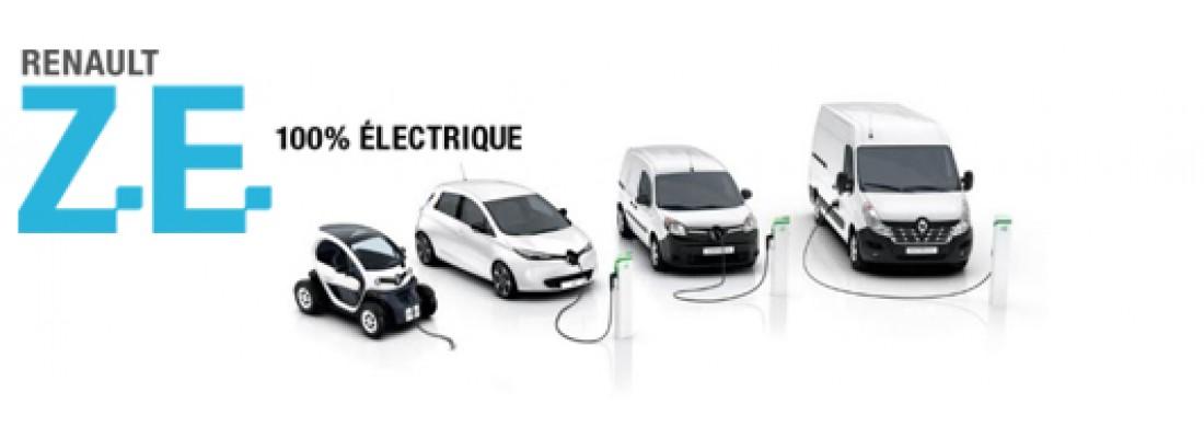 Renault élargit sa gamme électrique: MASTER Z.E
