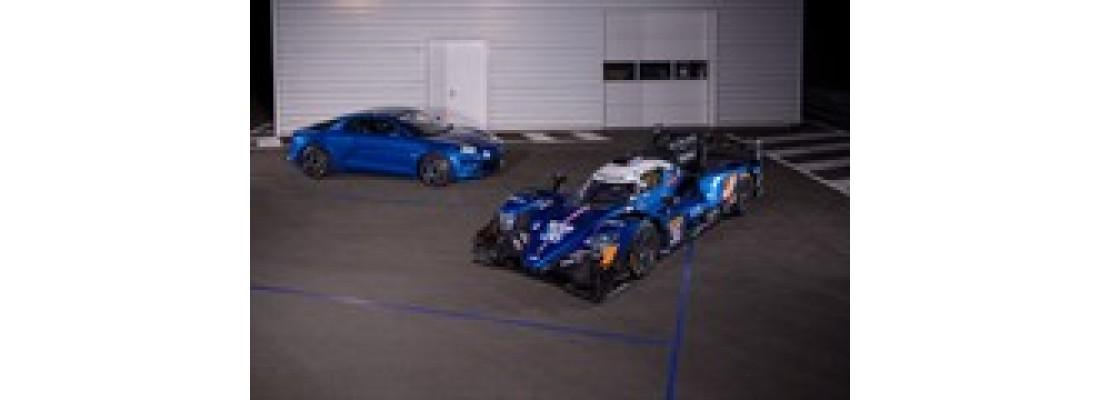 Alpine présente l'A470 et ses équipages pour le Championnat du Monde FIA WEC