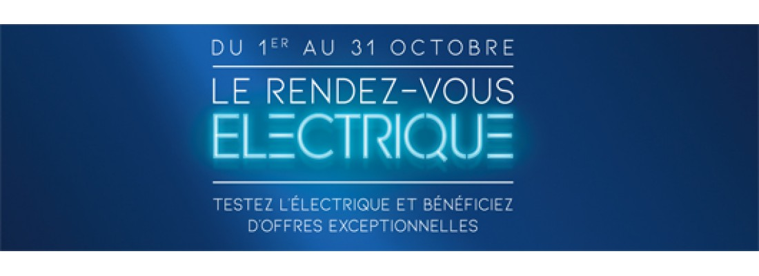Le mois de l'électrique