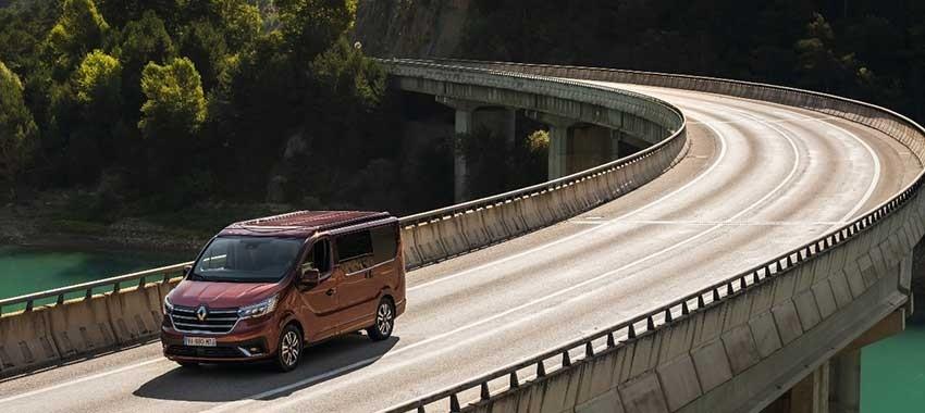 Le Trafic Spacenomad de Renault